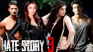 Hate Story 3 Movie Full Story