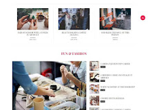 Fashion Gallery Blogger Template