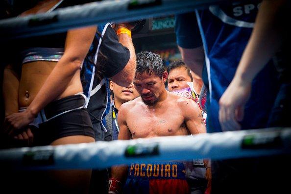 Manny Pacquiao foi derrotado pelo australiano Jeff Horn