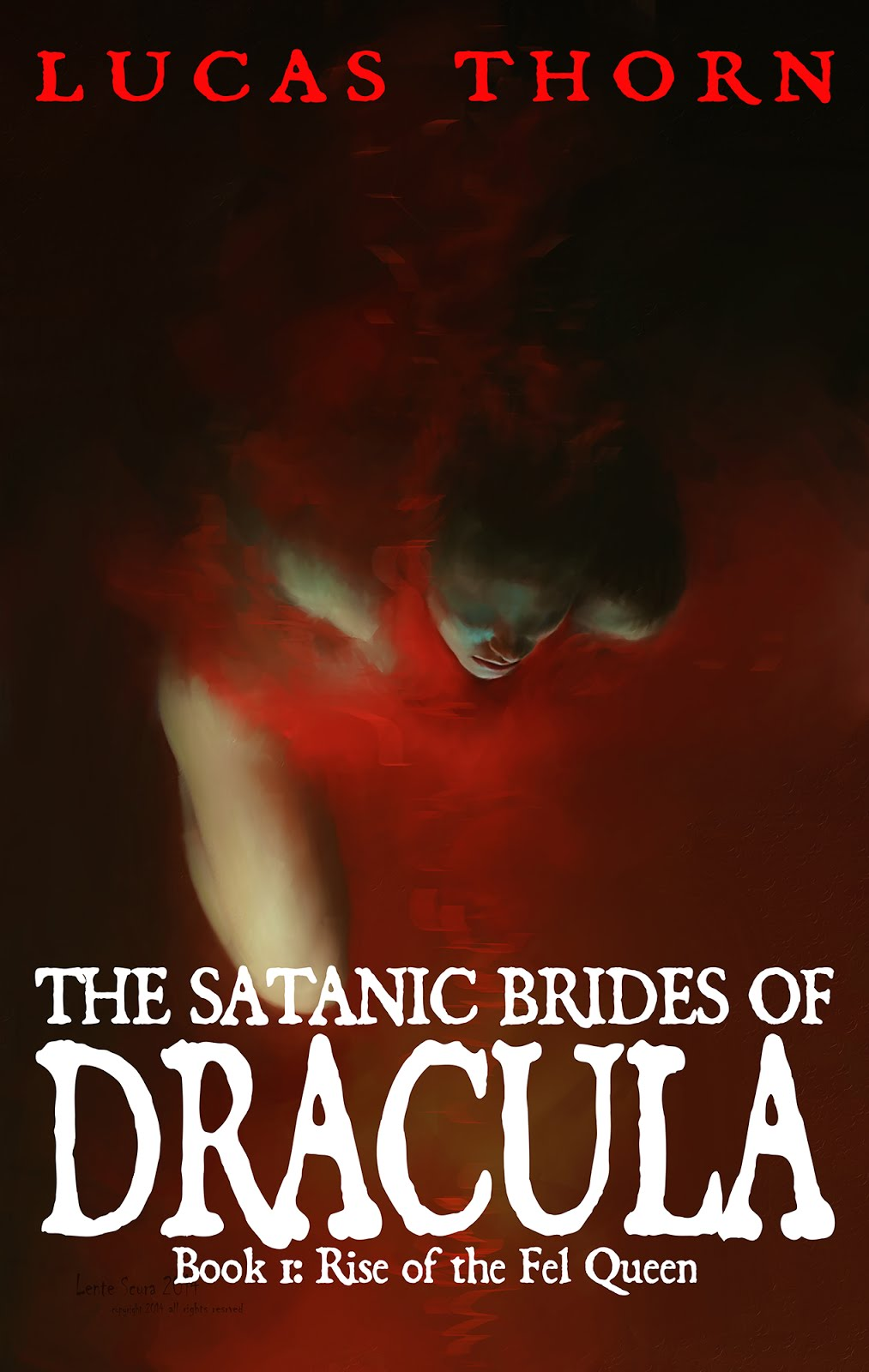 'The Satanic Brides of Dracula' is a fiendishly original new Gothic Horror Series