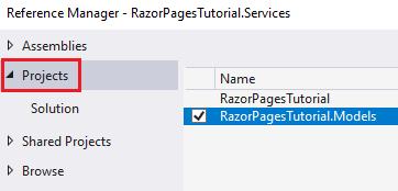 asp.net core add project reference