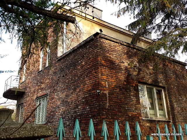Warszawa Warsaw Wola wolskie ulice Ulrychów architektura