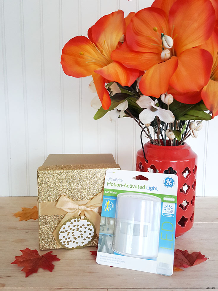 Light Up Fall for a friend or yourself and enter to win a $200 giveaway! #Light4Night #LightUpFall