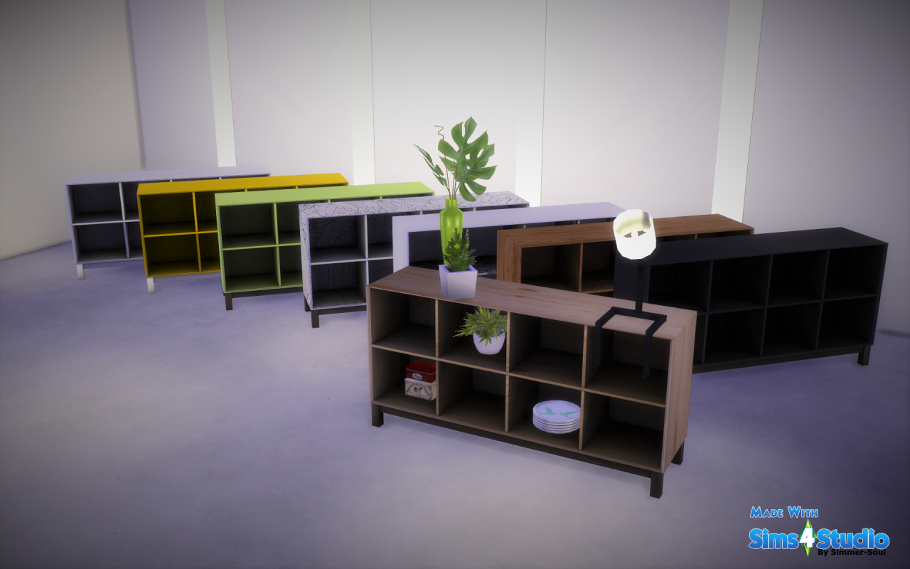my sims 4 blog ikea norn s sideboard by simmersoul. Black Bedroom Furniture Sets. Home Design Ideas