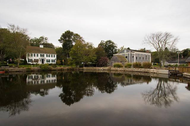Dexter's Grist Mill-Cape Cod