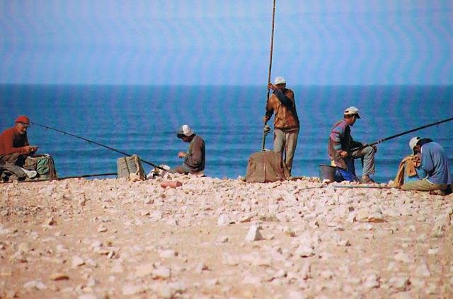 Pescadores mauritanos (2004)