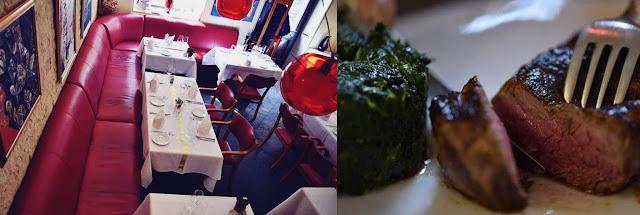 impresii restaurant poarta scheii 4 menu de lux