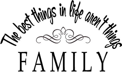 Magazines-time: Nice family love quotes,family history