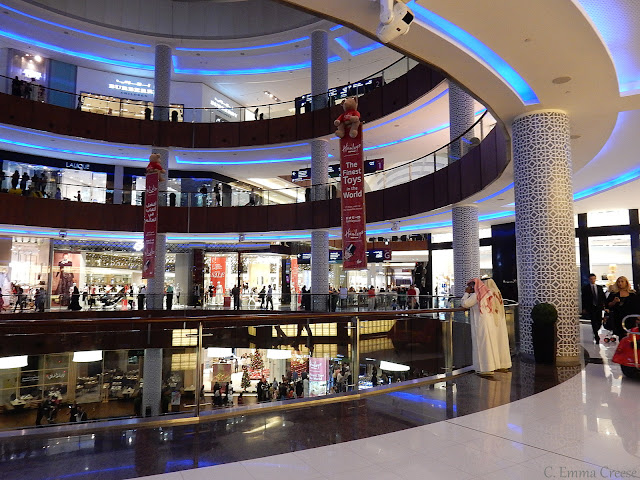 Things to do in Dubai Mall UAE