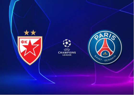 FK Crvena Zvezda vs PSG Full Match & Highlights 11 Decembre 2018