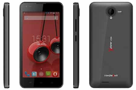 Symphony Xplorer V50 Smartphone