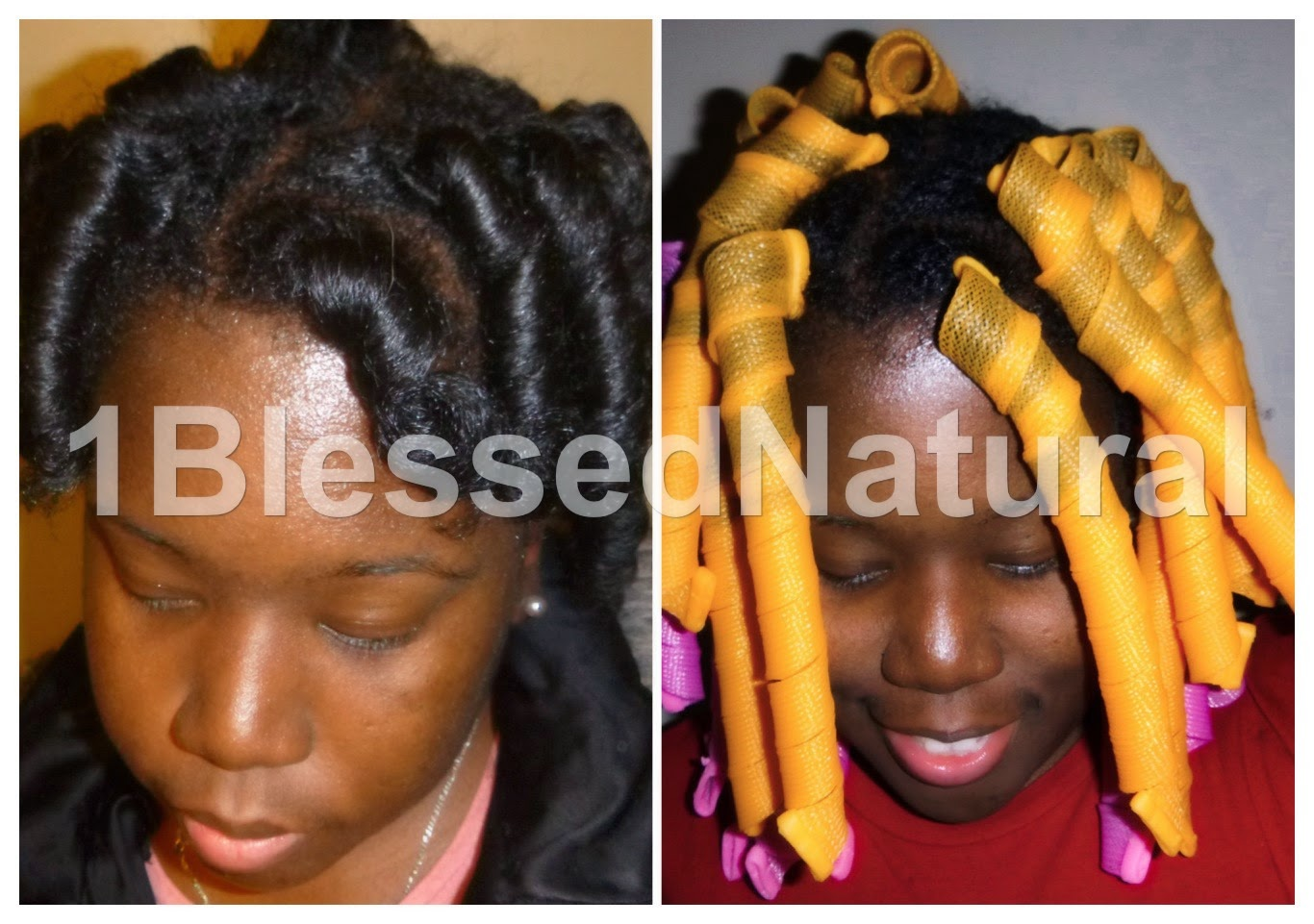My Curlformers Natural Hair Install Results And Tips