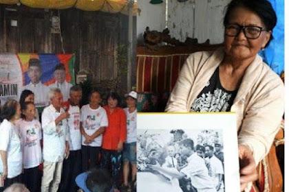 Viral Video Keluarga Prabowo di Sulut Beri Dukungan ke Jokowi, Ini Fakta Sebenarnya