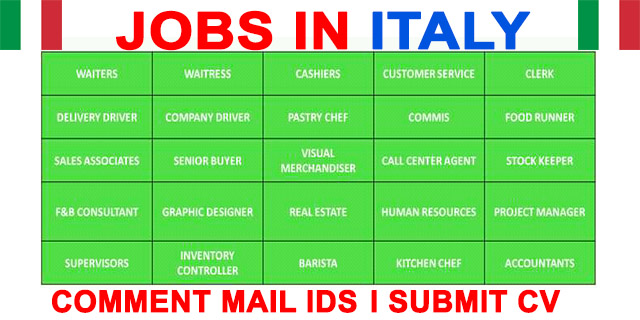 Hot jobs in italy — photo 2