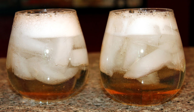 recipe with liquor and sprite