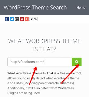 WordPress-blog-par-kisne-kon-si-theme-install-ki-hai-kaise-pata-kare