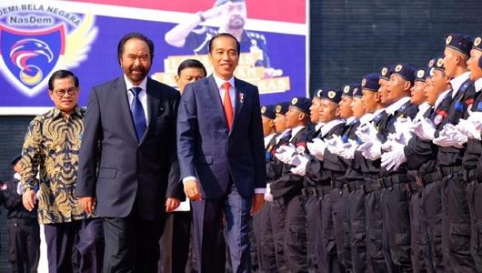 Naik Cukup Tajam, Nasdem Salip Demokrat di Lima Besar Pileg 2019
