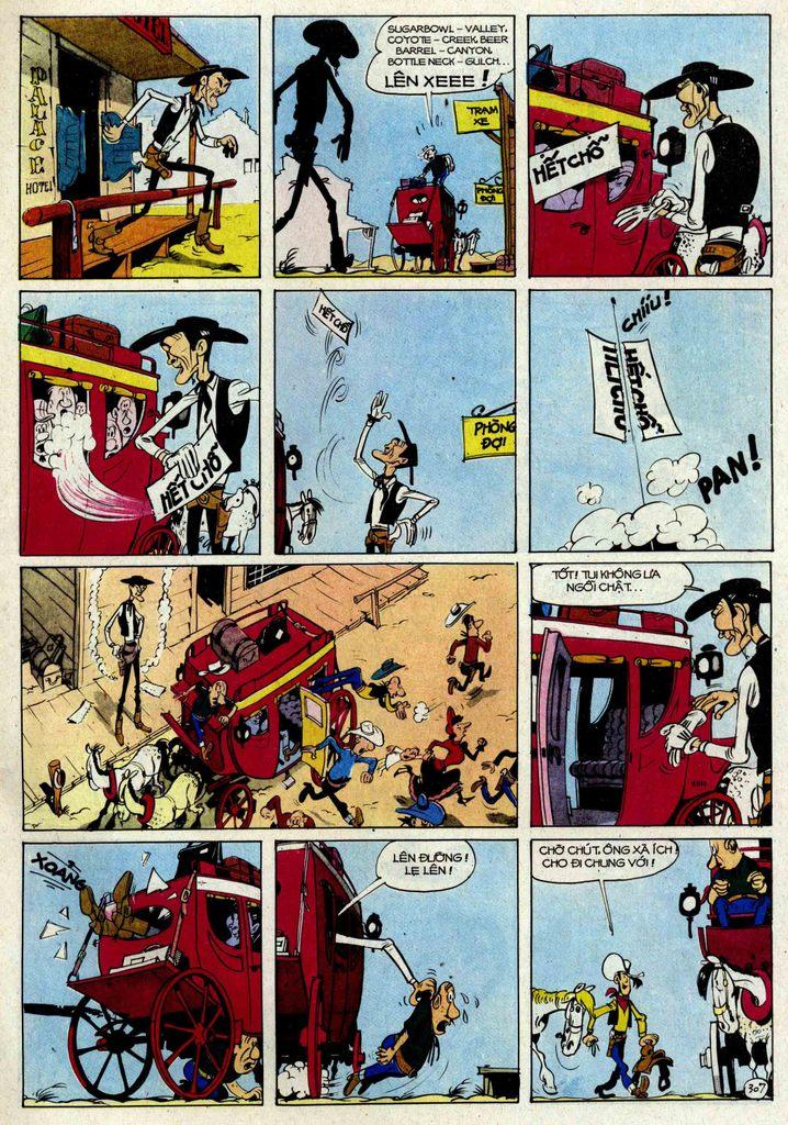 Lucky Luke tập 25 - nhện chân dài trang 7