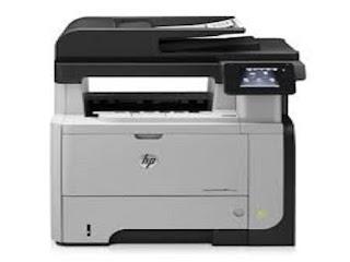 Image HP LaserJet Pro MFP M521dx Printer