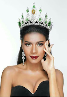 Miss Thailand beauty queen
