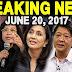 Breaking News Today June 20 2018 President Duterte L Sereno L Leni Robredo L Marcos L Ndf Peacetalk!