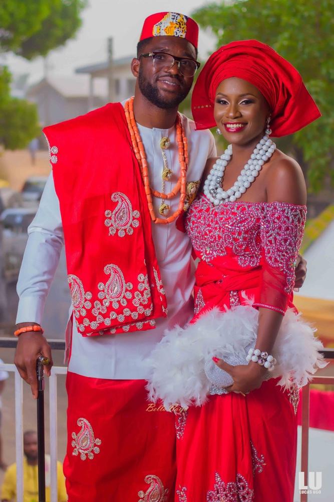 5 Nigerian Celebrities Who Got Married In 2018 - How