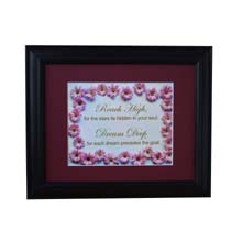 Mother Theresa Quotes Wall Frames Available in Nigeria