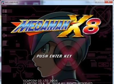 Download Megaman X8 Full Key Crack - Tải RockMan