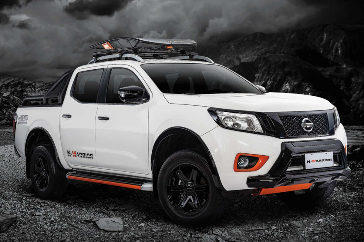 The 2019 Nissan Navara N-Warrior is Dressed to Thrill (w/ 9 Photos