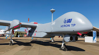 Drone Intai Heron
