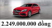 Giá xe Mercedes AMG A45 4MATIC
