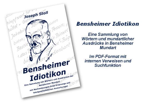 Bensheimer Wörterbuch, Bensemerisch,