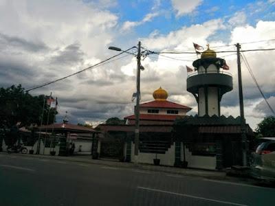 masjid pantai rombang melaka