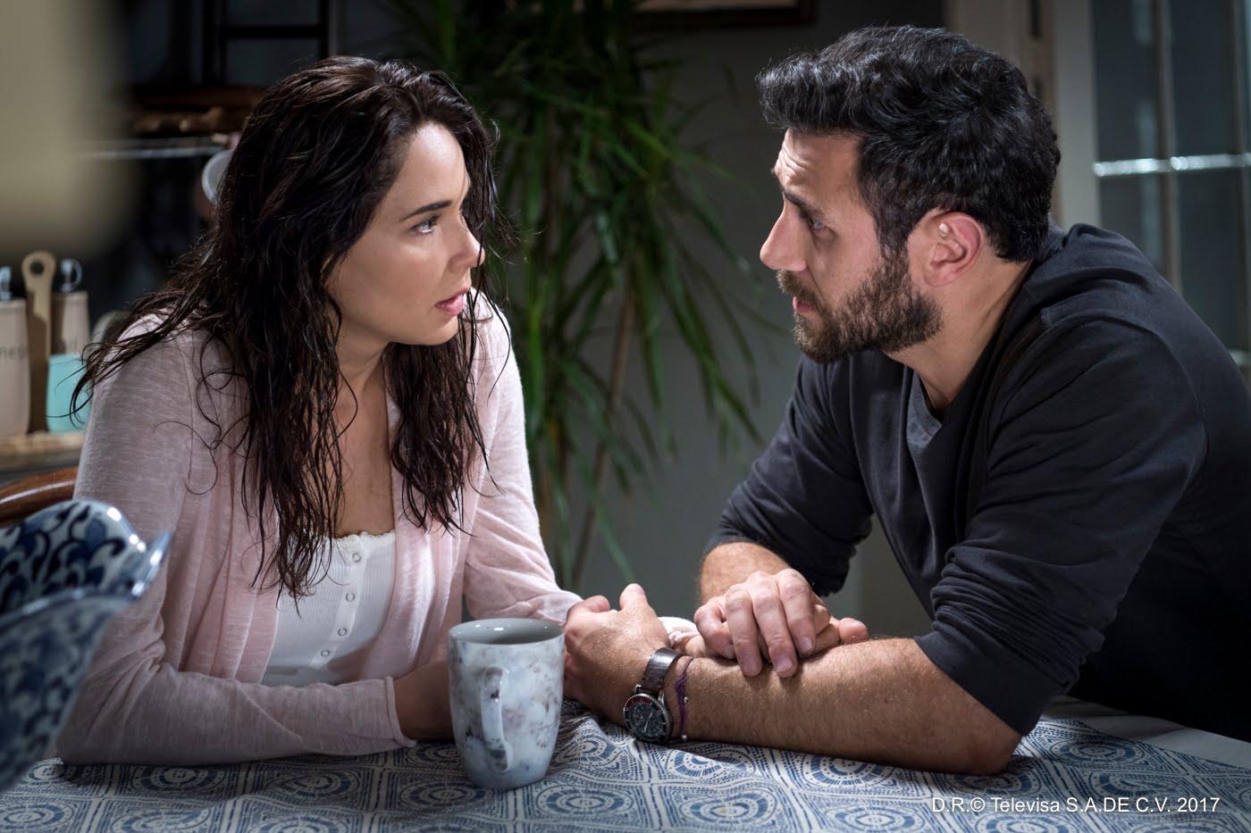 Personajes de la telenovela Caer en tentación - Más Telenovelas