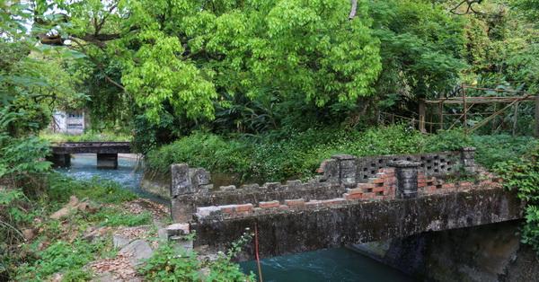 台中后里|后里泰安秘境|后里圳磚橋|八號隧道|百年歷史建物|縱貫鐵路舊山線