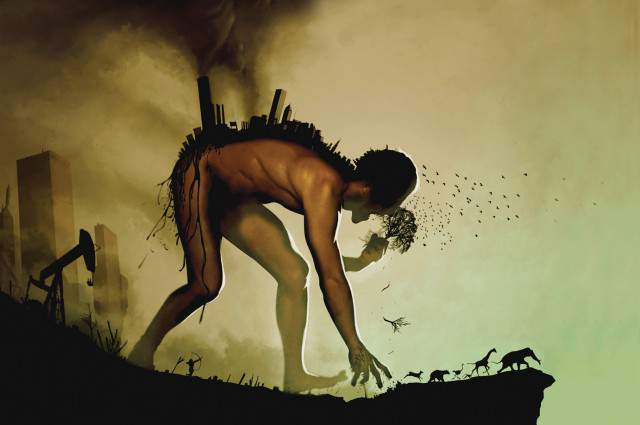 edward o wilson- humanity suicidal summary