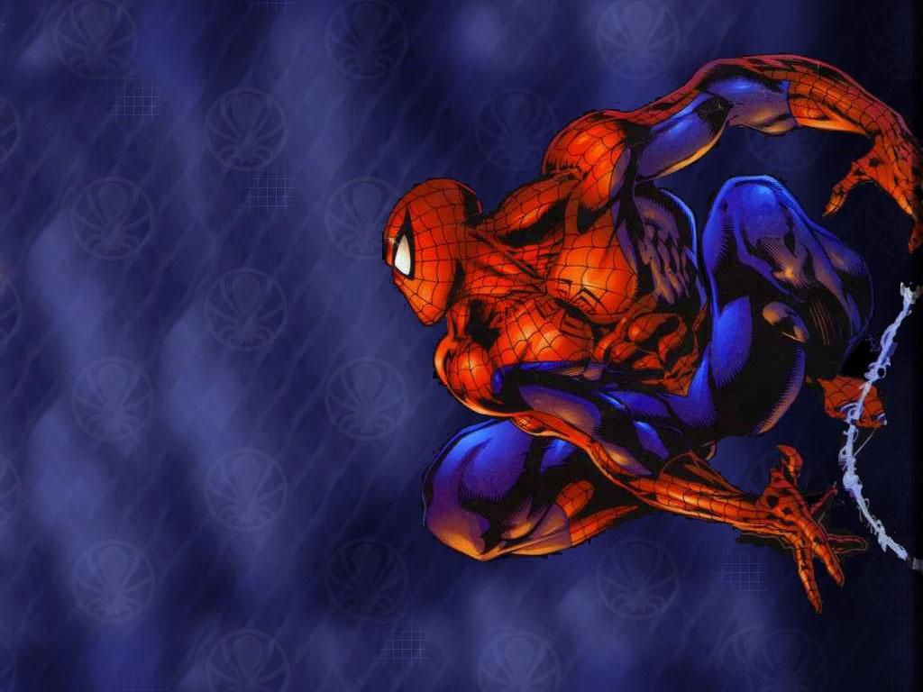 Spider Man Cartoons Wallpapers - Wallpapers