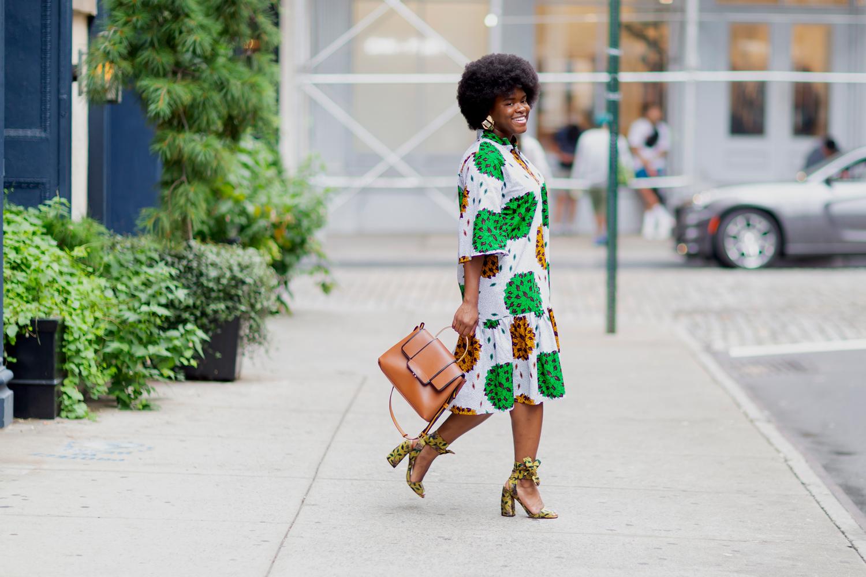 Fashion Blogger for Fashion Week Spring 2019