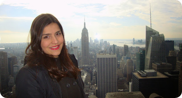 New York / Nova York / Estados Unidos / EUA / Top of the Rock