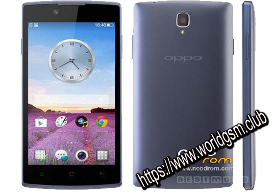 Oppo R831K Official Firmware is Full Free Download