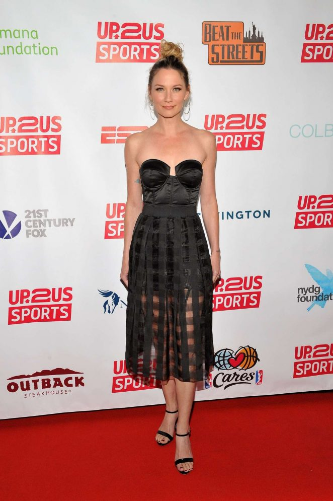 Jennifer Nettles – Up2Us Sports 2016 Gala in NYC