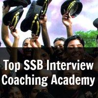 Top SSB Interview Coaching Academy