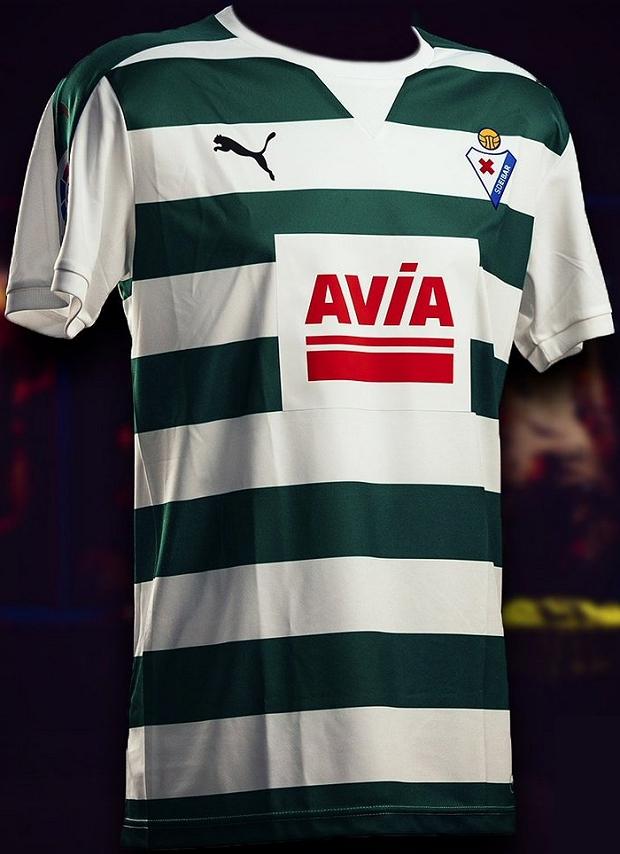 c19c44ff16 Puma divulga a nova terceira camisa do Eibar - Show de Camisas