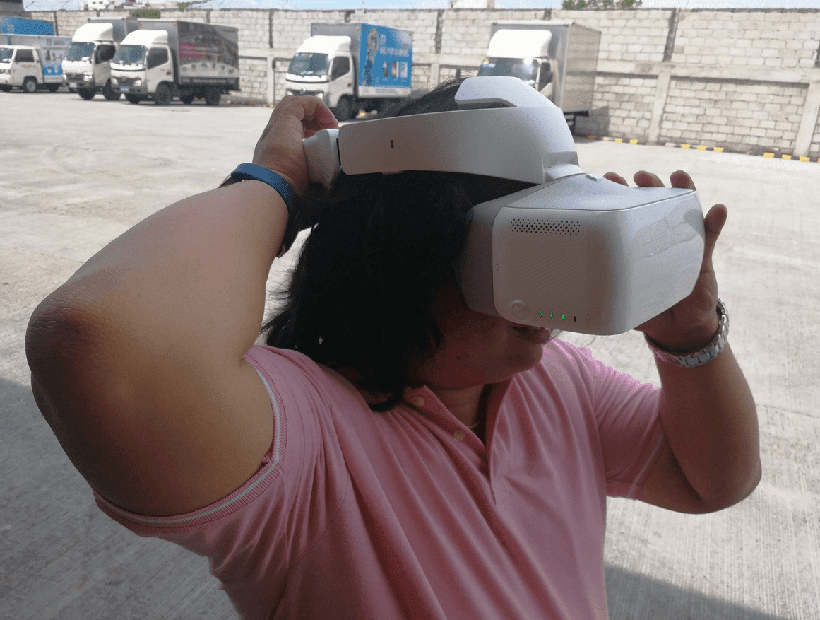 DJI Goggles Lands in PH for Php27,400