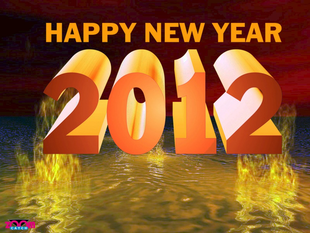 2012 New Year Greeting Cards. 1024 x 768.Nice Happy New Year Text Messages