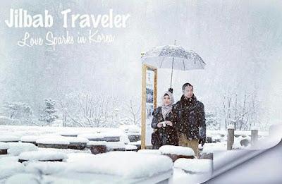 Hasil carian imej untuk Pencarian cinta sejati Jilbab Traveler