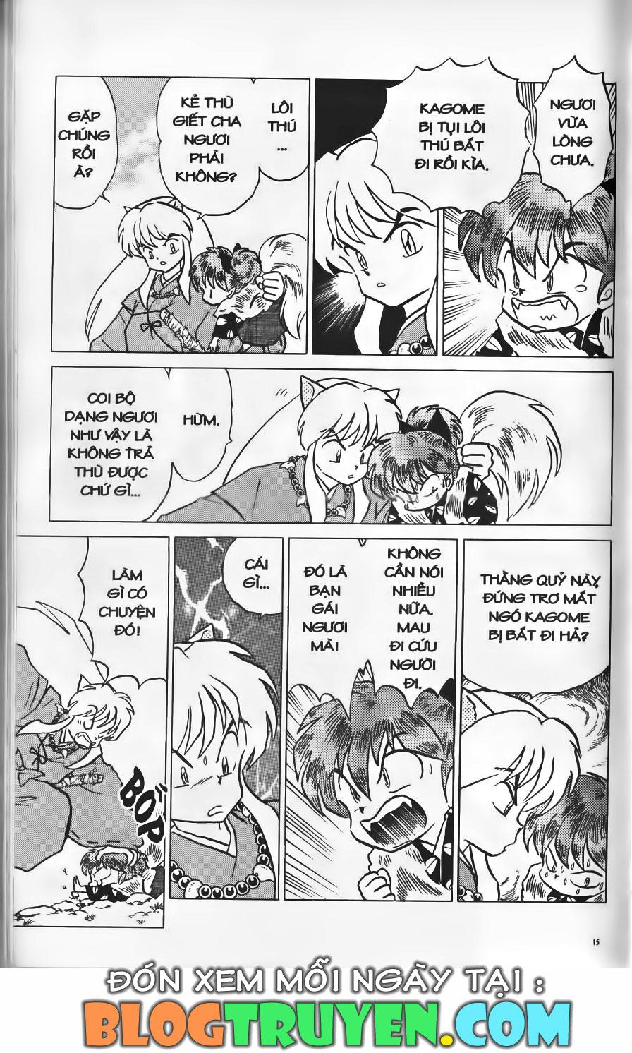 Inuyasha vol 04.1 trang 14