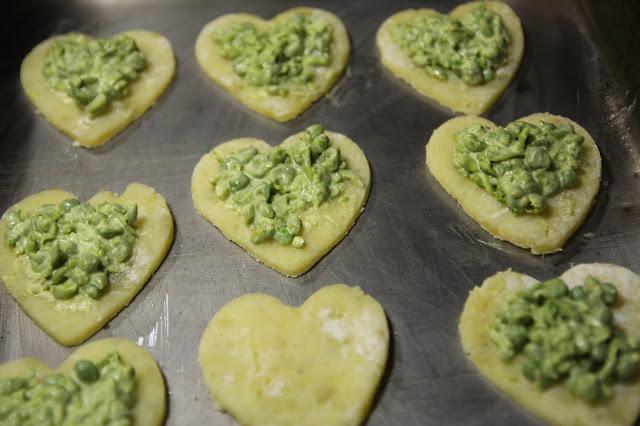 Individual Potato Pies à la Clamart.  Gluten-free Organic Recipe