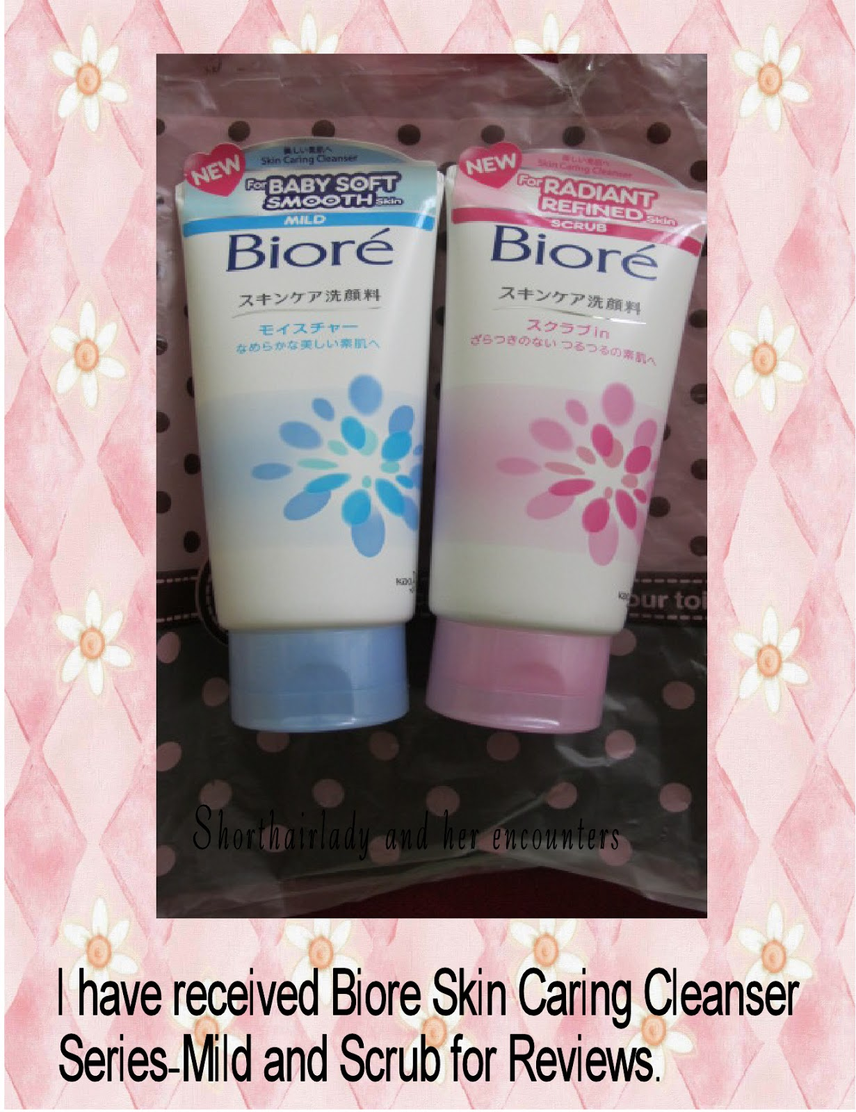 biore skin caring facial foam review