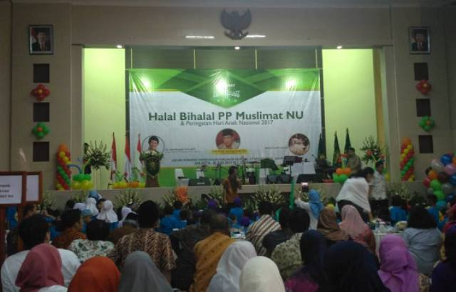Kak Seto Dorong Istrinya untuk Masuk Muslimat NU